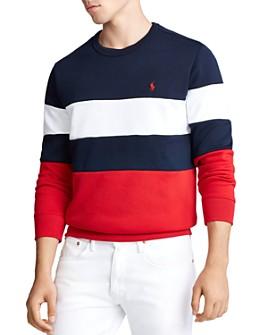 Polo Ralph Lauren - Color-Blocked Sweatshirt
