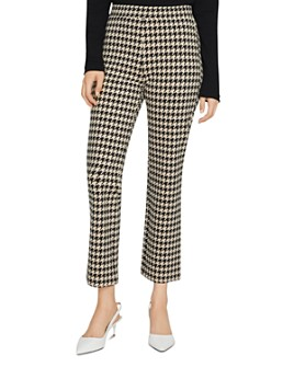 Sanctuary - Carnaby Houndstooth Cropped Pants