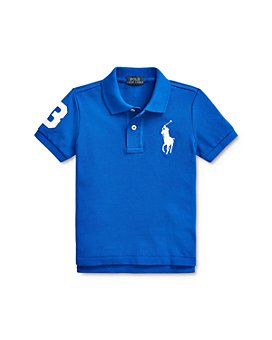 Ralph Lauren - Boys' Short Sleeve Polo Shirt - Little Kid