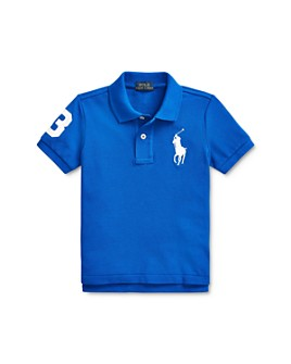Ralph Lauren - Boys' Short Sleeve Polo Shirt - Little Kid