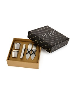 Ted Baker - Blinder Cufflink, Tie Bar & Collar Stay Gift Set