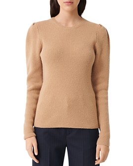 Maje - Mobil Ribbed Wool-Blend Sweater