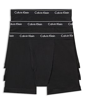 Calvin Klein - Cotton Boxer Briefs, Pack of 3