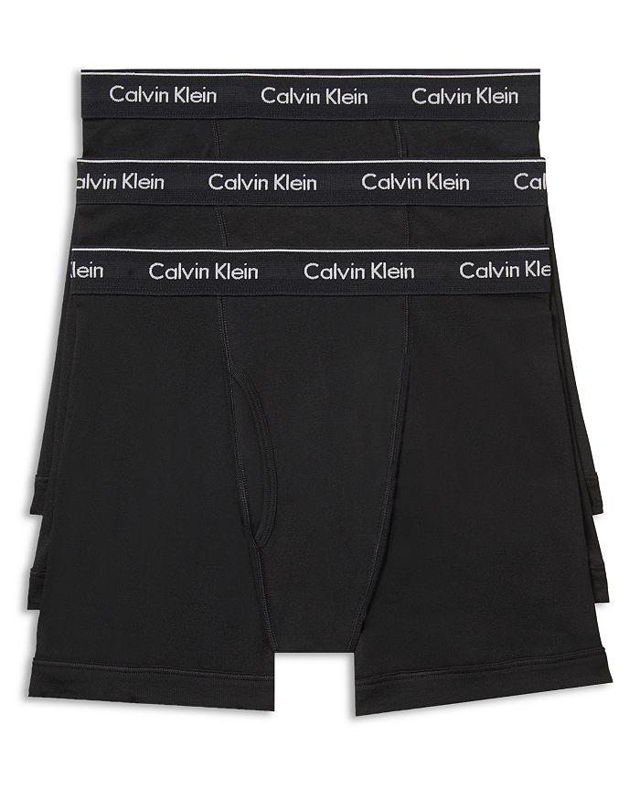 Calvin Klein - Cotton Boxer Briefs, Pack of 3