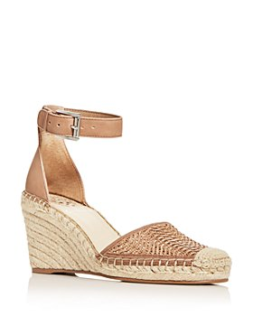VINCE CAMUTO - Women's Valissa Espadrille Wedge Sandals