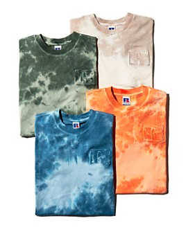 Russell Athletic - Tie-Dyed Tee - 100% Exclusive