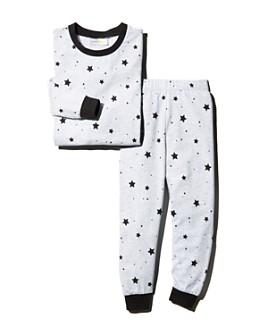 Bloomie's - Unisex Star Print Tee & Star Print Pants Pajama Set, Baby - 100% Exclusive