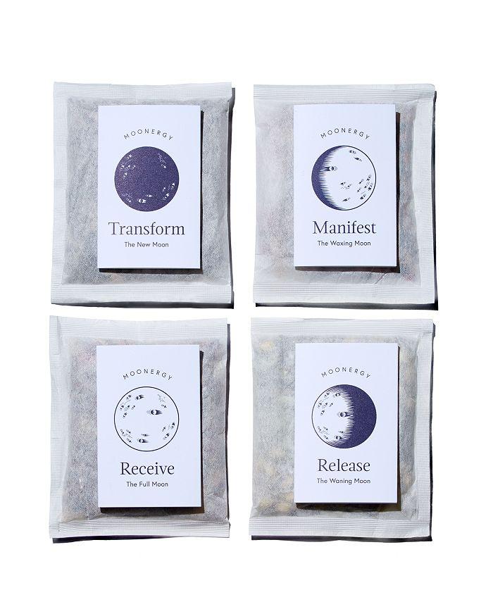 Moonergy - Lunar Phases Bath Tea Kit