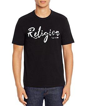 True Religion - Graphic Logo Tee