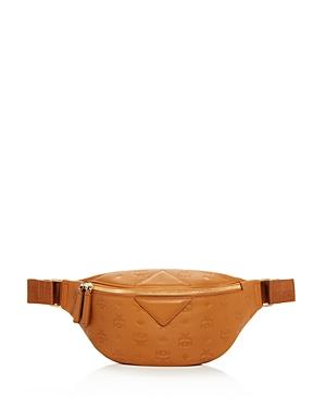Mcm Small Monogram Belt Bag