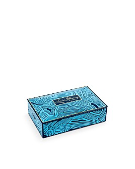 Louis Sherry - Blue Malachite Truffle Gift Set, 12 Pieces
