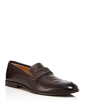Bally - Men's Werden Braid Strap Loafers