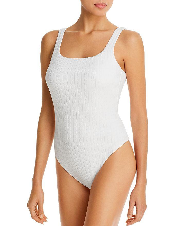 Ralph Lauren - Cable Martinique One Piece Swimsuit