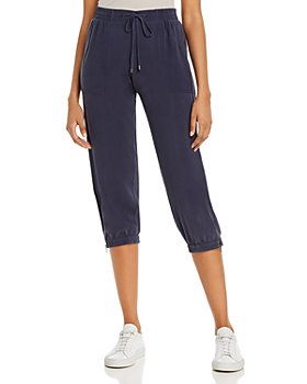 Go by Go Silk - Cropped Jogger Pants