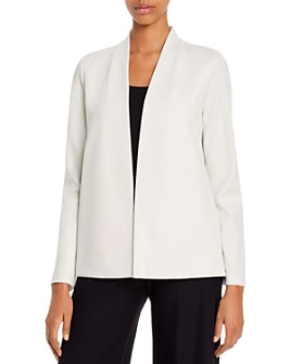 Eileen Fisher Petites - Open-Front Jacket