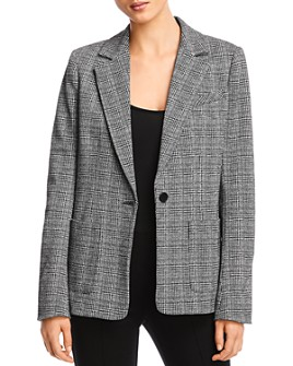 Bailey 44 - Linden Plaid Blazer