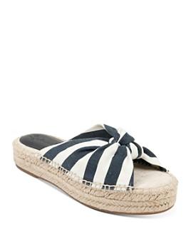 Splendid - Women's Albany Platform Espadrille Slide Sandals