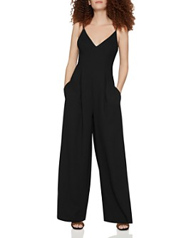 BCBGENERATION - Pleated Wide-Leg Jumpsuit
