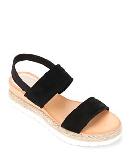 Kenneth Cole - Women's Jules Platform Espadrille Sandals