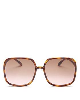 Dior - Women's Dior Stellaire Square Sunglasses, 59mm