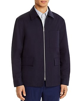 Theory - Dalen Regular Fit Twill Jacket - 100% Exclusive