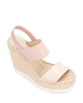 Kenneth Cole - Women's Olivia Espadrille Wedge Heel Sandals