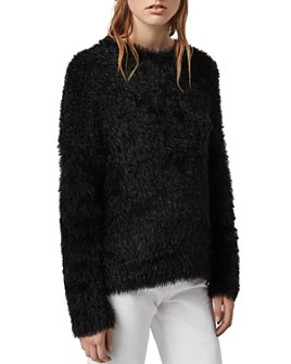 ALLSAINTS - Tinsel Textured Sweater