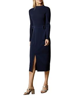 Ted Baker - Ellhad Belted Knit Dress