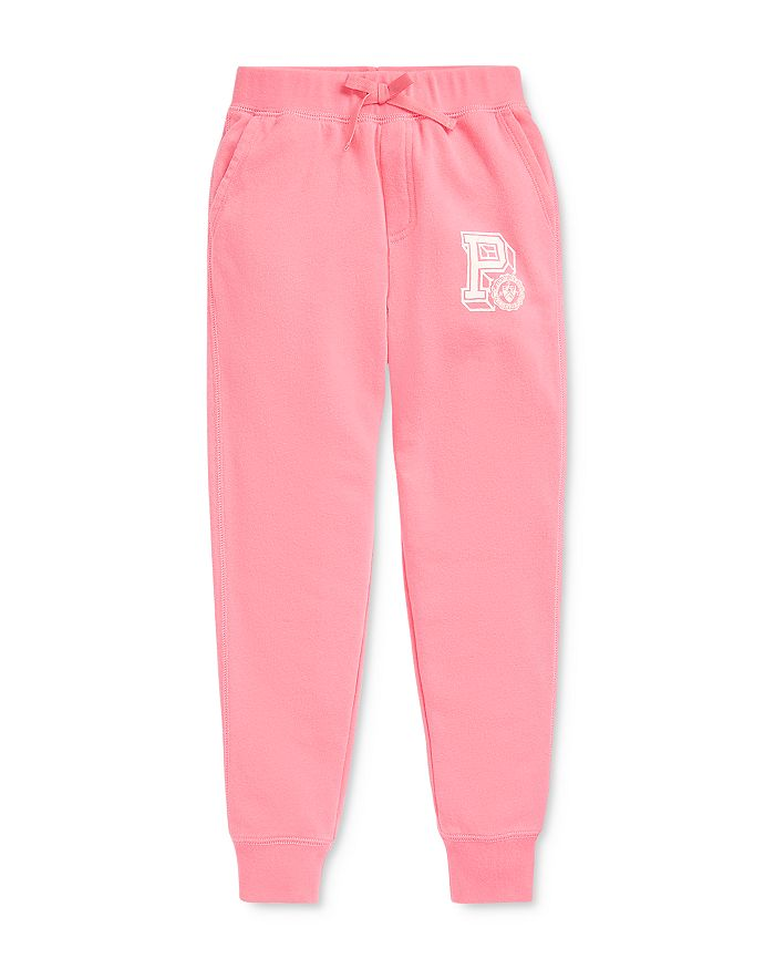 Ralph Lauren - Girls' Graphic Jogger Pants - Big Kid