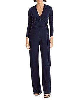 Ralph Lauren - Belted Jersey Jumpsuit