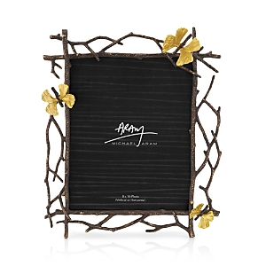Michael Aram BUTTERFLY GINKGO PICTURE FRAME