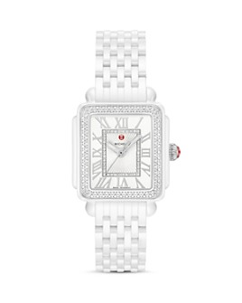MICHELE - Deco Madison Mid Watch, 30mm x 41mm