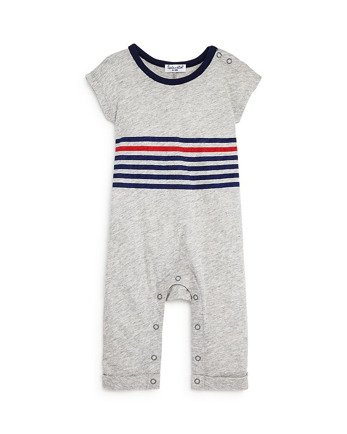 Splendid - Boys' Striped Coverall - Baby