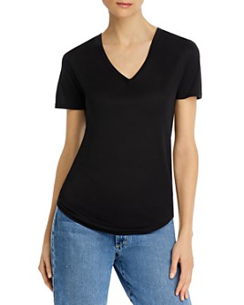Helmut Lang - Cutout-Back T-Shirt
