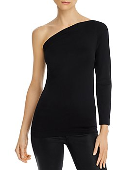 Helmut Lang - One-Shoulder Top