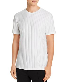 KARL LAGERFELD PARIS - Shadow Stripe Tee