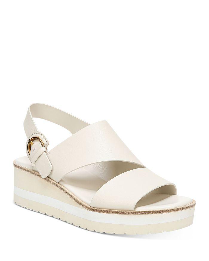 Vince Women's Shelby Wedge Heel Sandals  | Bloomingdale's