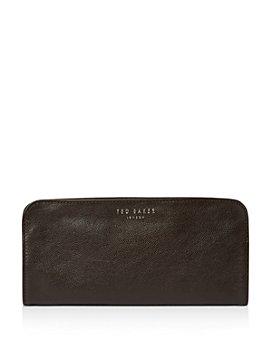 Ted Baker - Leather Wallet & Cardholder Gift Set