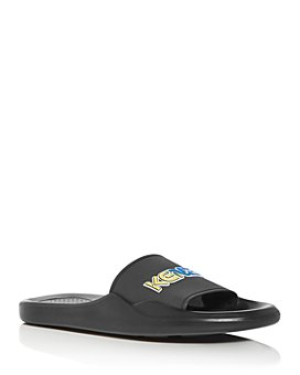Kenzo - Men's Logo Pool Slide Sandals