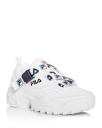 FILA - Women's Fast Charge Low-Top Sneakers