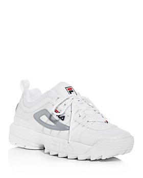 FILA - Women's Disruptor II Monomesh Low-Top Sneakers