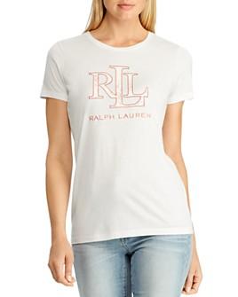 Ralph Lauren - Embroidered Logo Tee