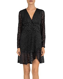 The Kooples - Dot Illusion Dress