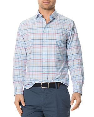 Rodd & Gunn Wiltshire Plaid Regular Fit Shirt
