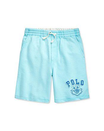 Ralph Lauren - Boys' French Terry Shorts - Big Kid