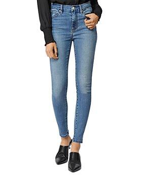 Habitual - Elli High-Rise Skinny Jeans in Connifier