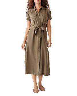 DL1961 - Fire Island Belted Utility Dress