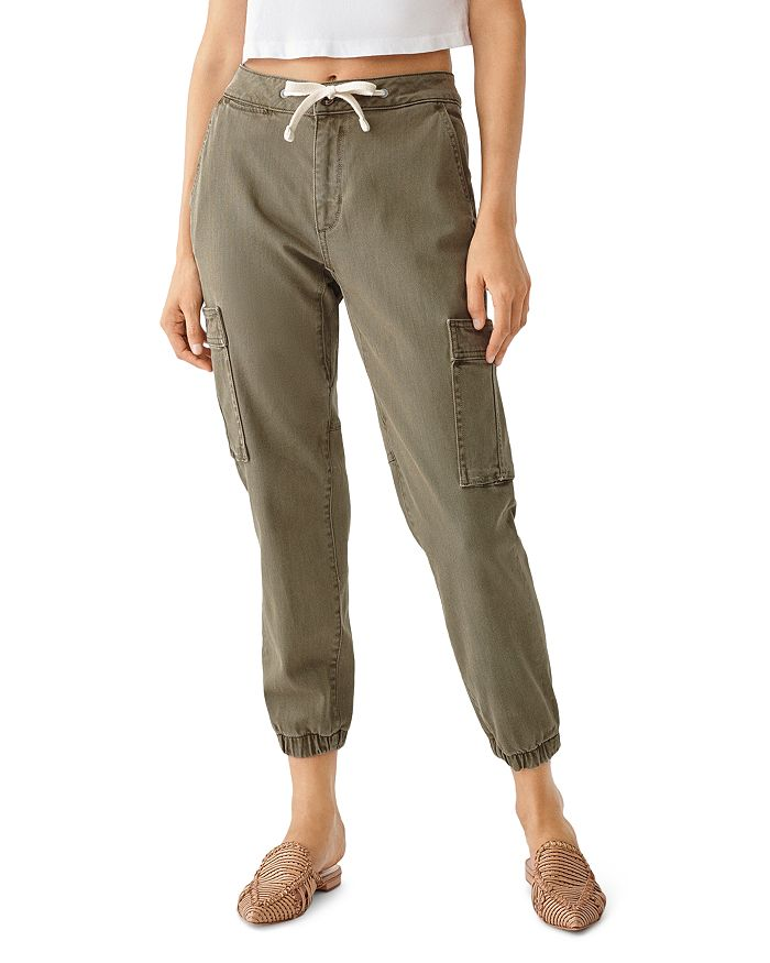 DL1961 - Gwen Cropped Jogger Pants