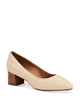 Aquatalia - Women's Pasha Weatherproof Raffia Pumps