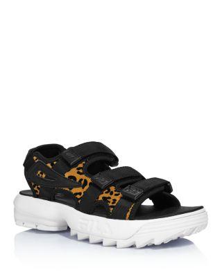 disruptor platform sandal